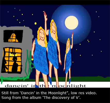 Dancing in the moonlight by De Wisch