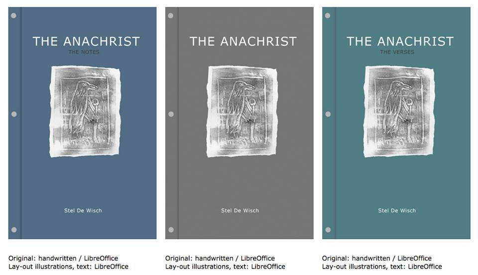 The Anachrist 3 volumes