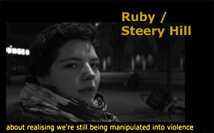 ruby / steery hill