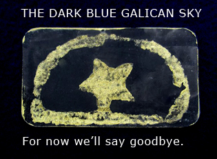 the dark blue galican sky de wisch advance team